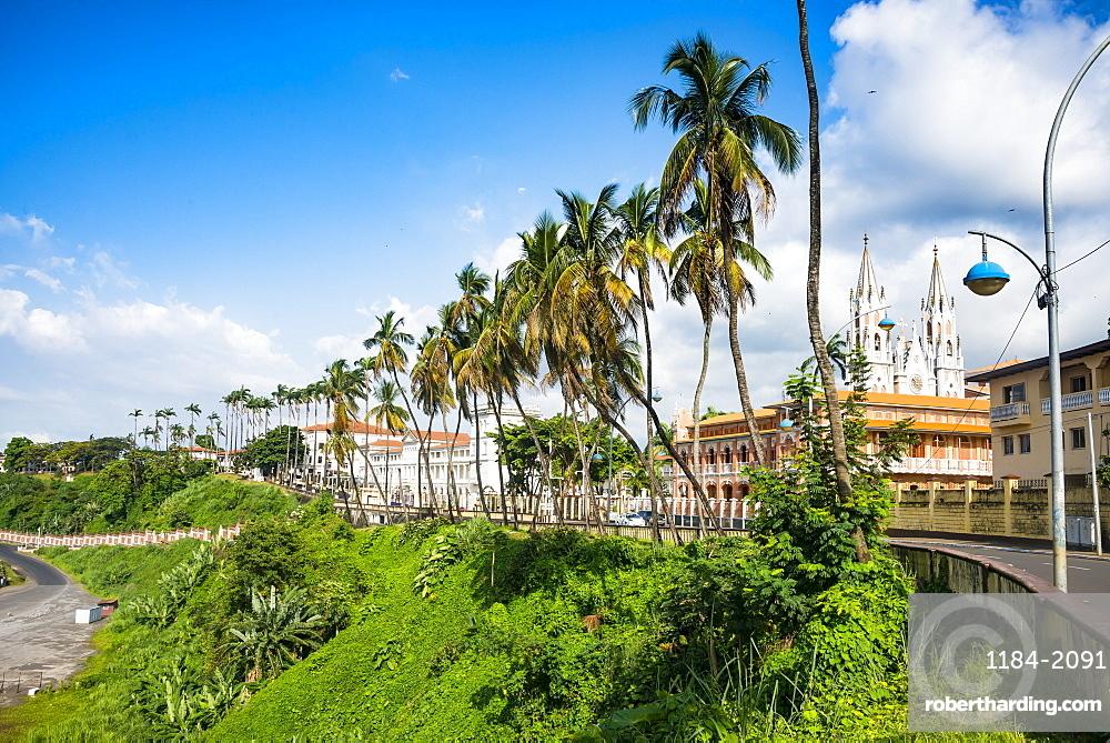 Malabo, Bioko, Equatorial Guinea, Africa