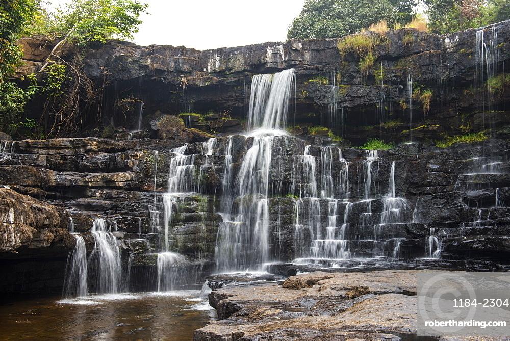 Soumba waterfall, Republic of Guinea, West Africa, Africa