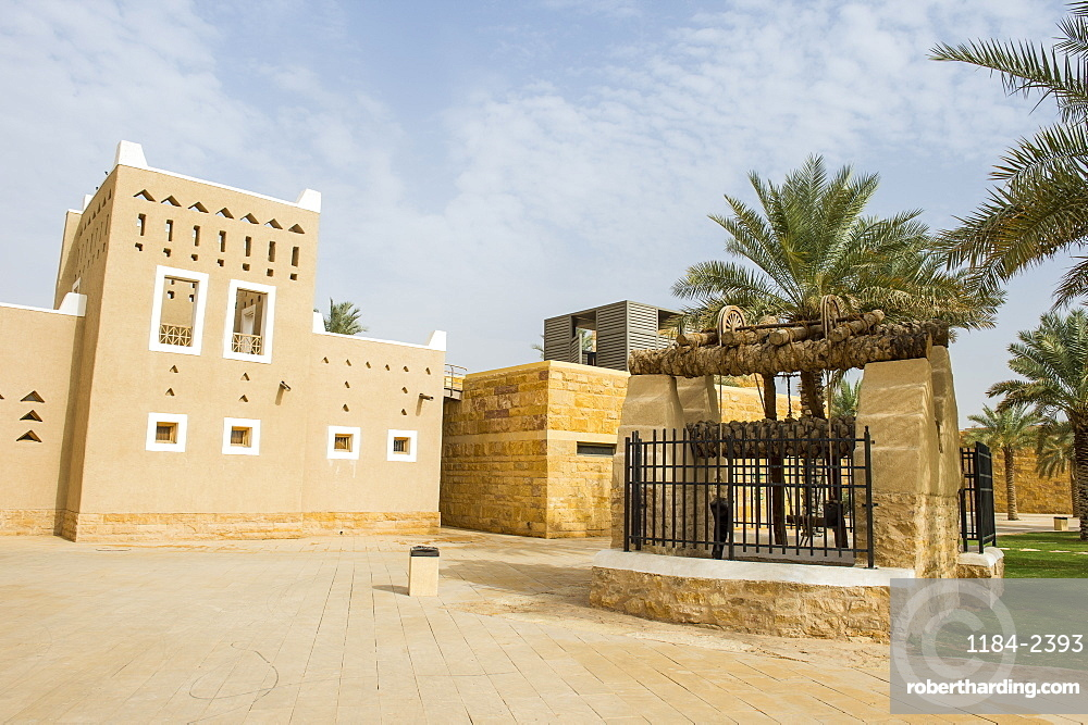 Diriyah, UNESCO World Heritage Site, Riyadh, Saudi Arabia, Middle East