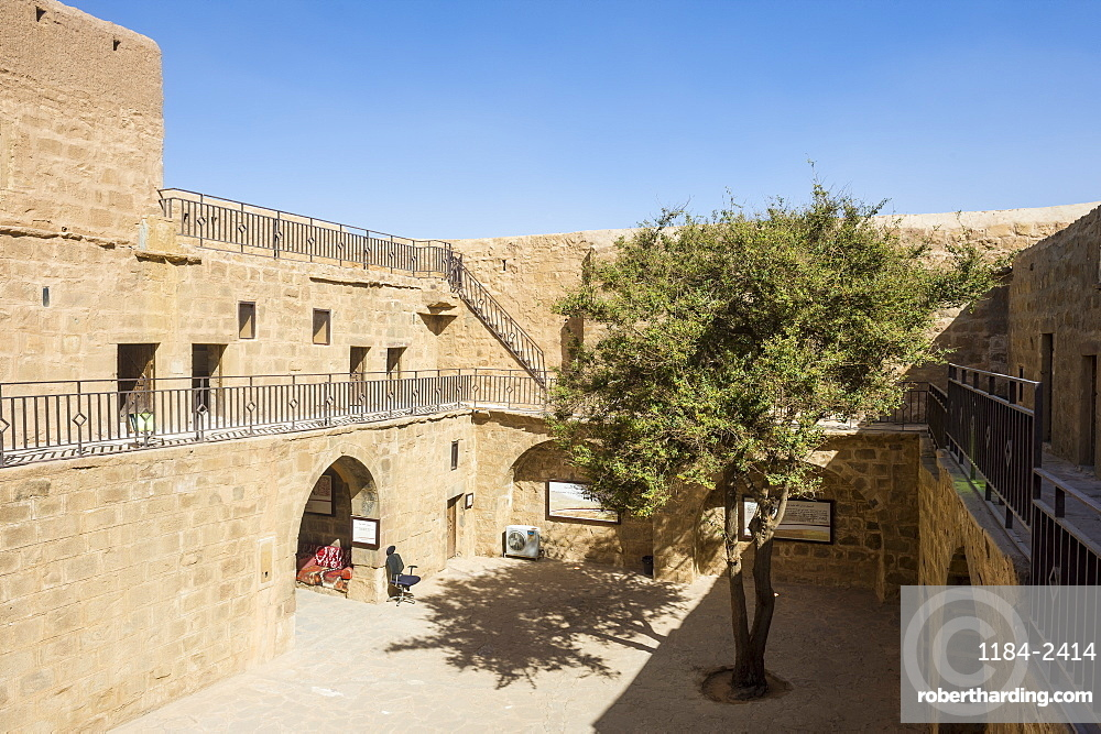 Old Fort, citadel in Tabuk, Saudi Arabia, Middle East