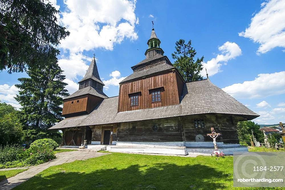 Church of the Holy Spirit, UNESCO World Heritage Site, Rohatyn, Ukraine, Europe