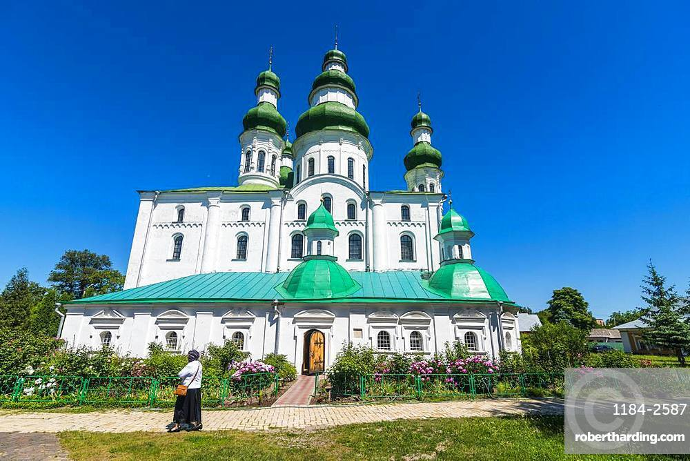 Yeletskyi Dormition Monastery, Chernihiv, Ukraine, Europe