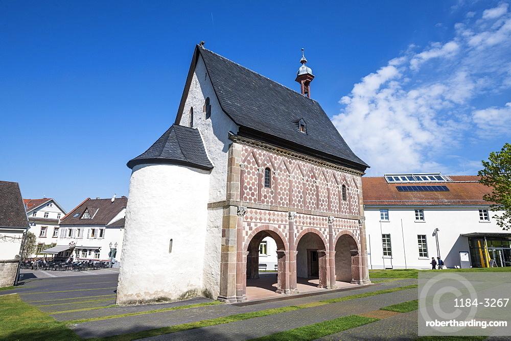 Unesco world heritage sight the Abbey of Lorsch, Hesse, Germany