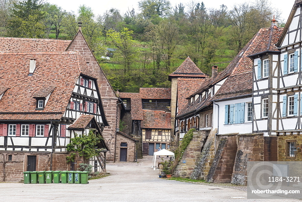 Unesco world heritage sight Maulbronn Monastery, Baden Wuerttemberg, Germany