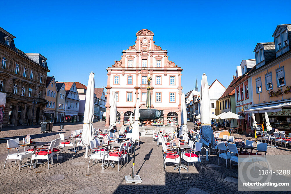 Old town of, Speyer, Germany