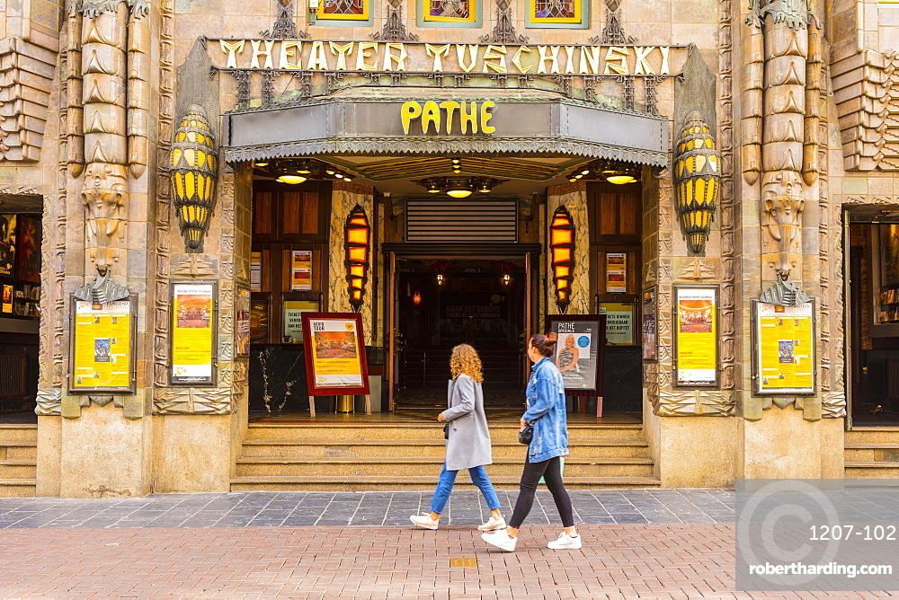 Theater Tuschinski, Amsterdam, Netherlands