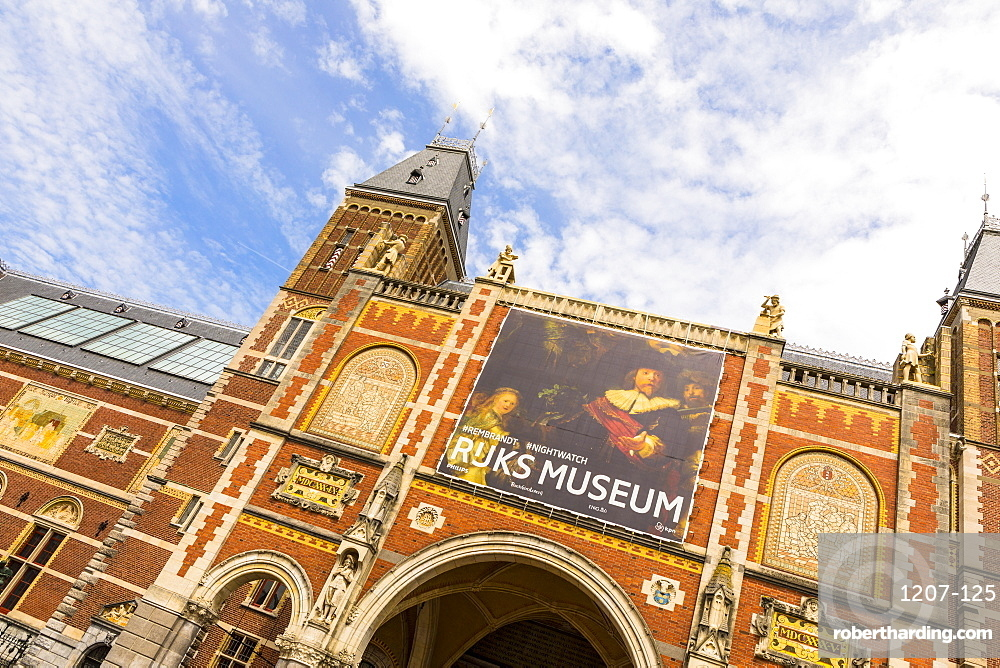 Rijksmuseum, Amsterdam, Netherlands