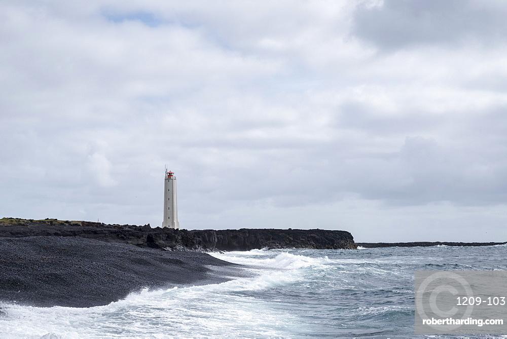 Malariff Lighthouse, Snaefellsnes, Iceland