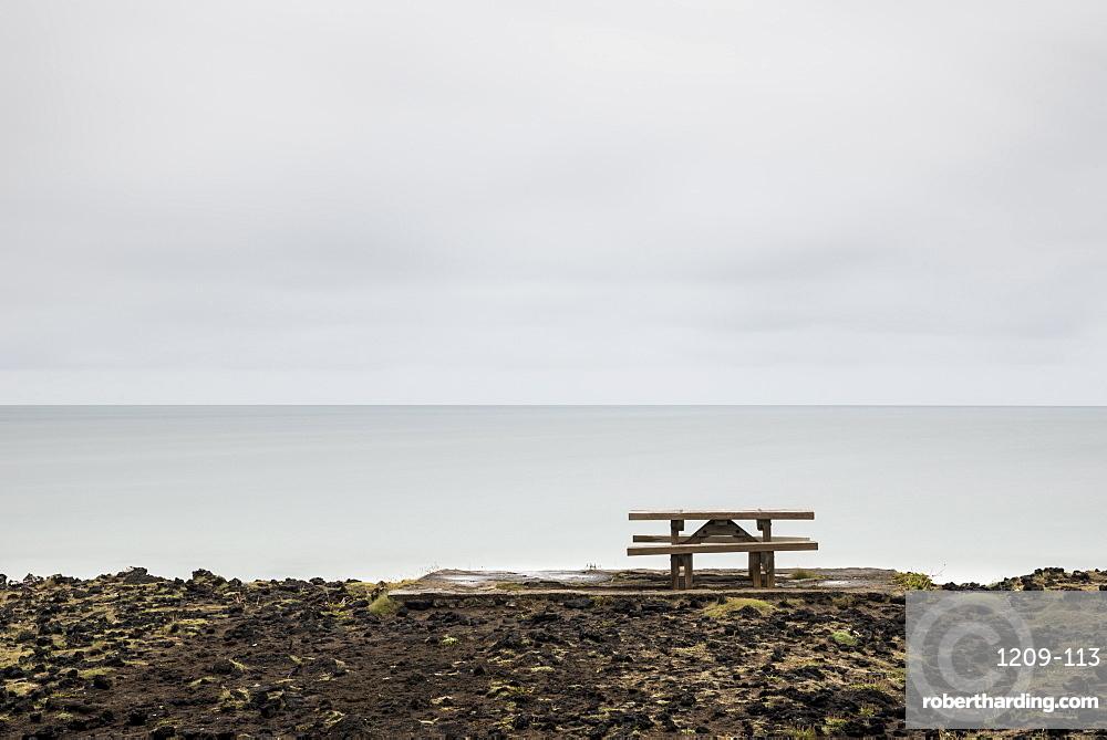 Skardsvik Beach, Snaeafellsnes, Iceland