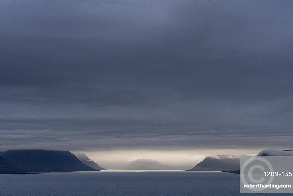 Arnarfjordur, Westfjords, Iceland