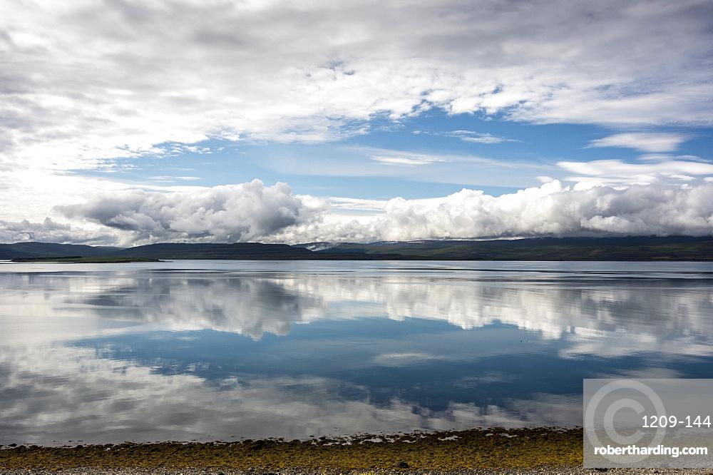 Outside Isafjordur, Westfjords, Iceland