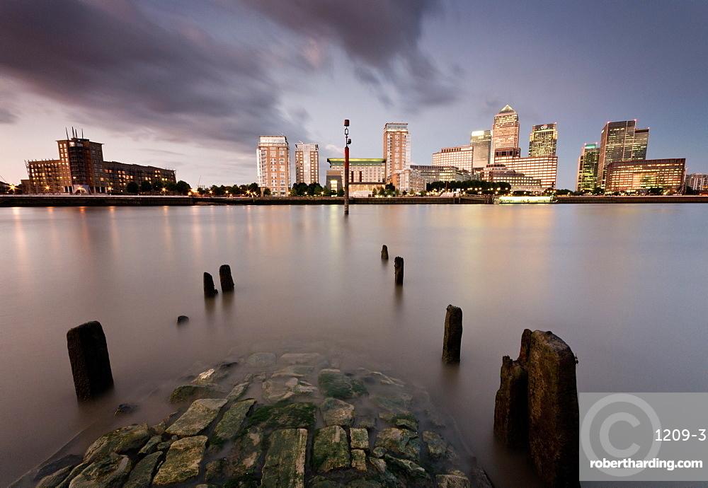 Canary Wharf, London, England, United Kingdom, Europe