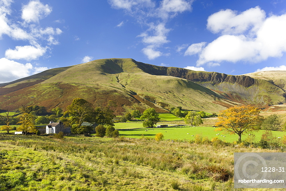 The Howgill Fells, The Yorkshire Dales and Cumbria border, England, United Kingdom, Europe
