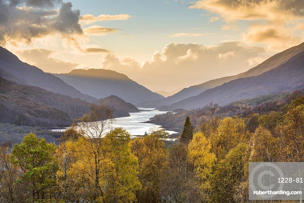 Loch Leven, Highland Region, Scotland, United Kingdom, Europe