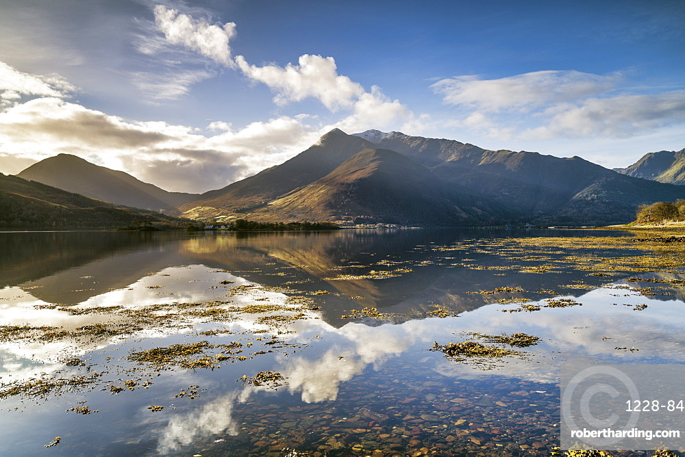South Ballachulish, Loch Leven, Highland Region, Scotland, United Kingdom, Europe