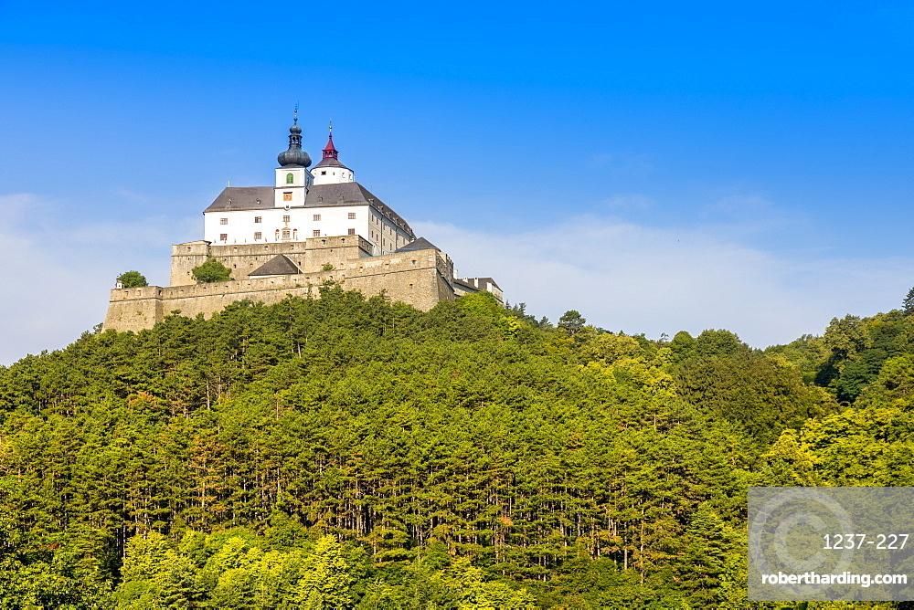 Forchtenstein Castle, Burgenland, Austria, Europe