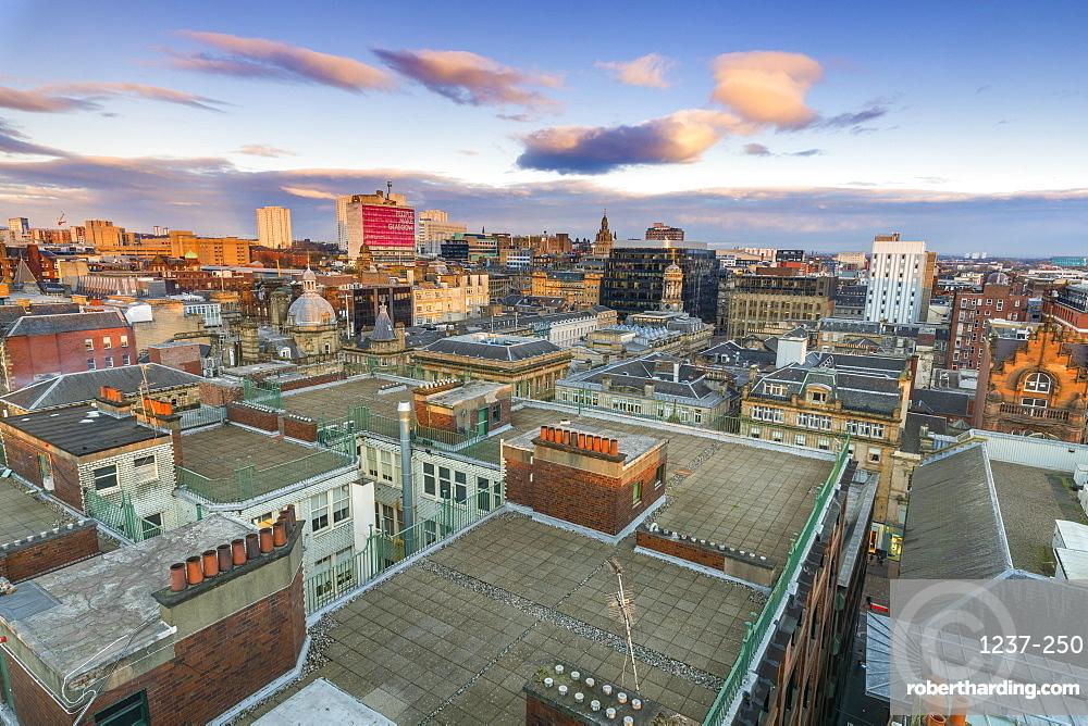 Glasgow, Scotland, United Kingdom, Europe.