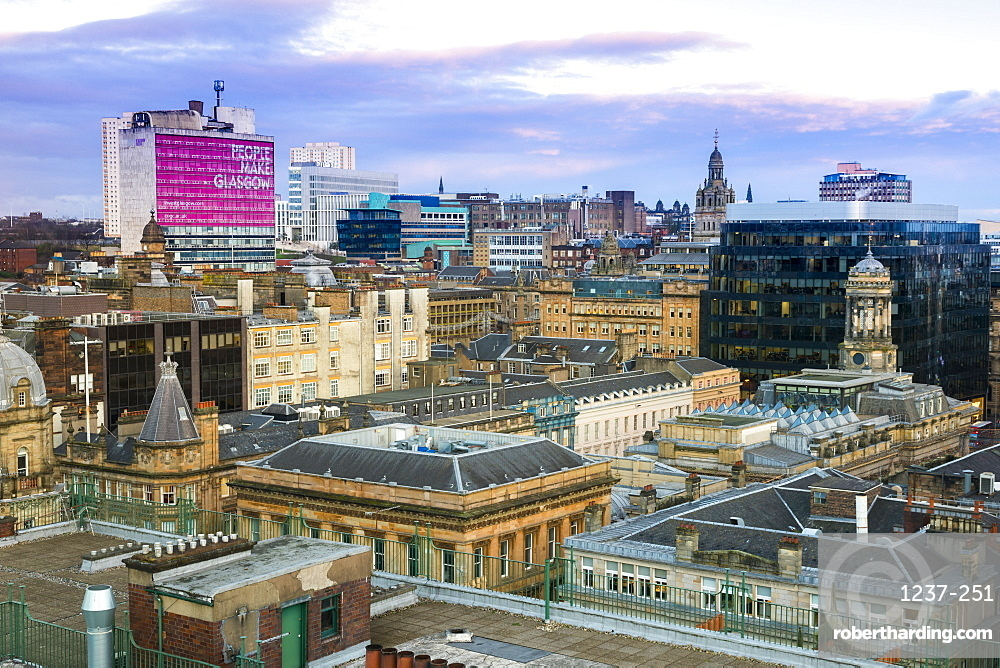 Glasgow, Scotland, United Kingdom, Europe.
