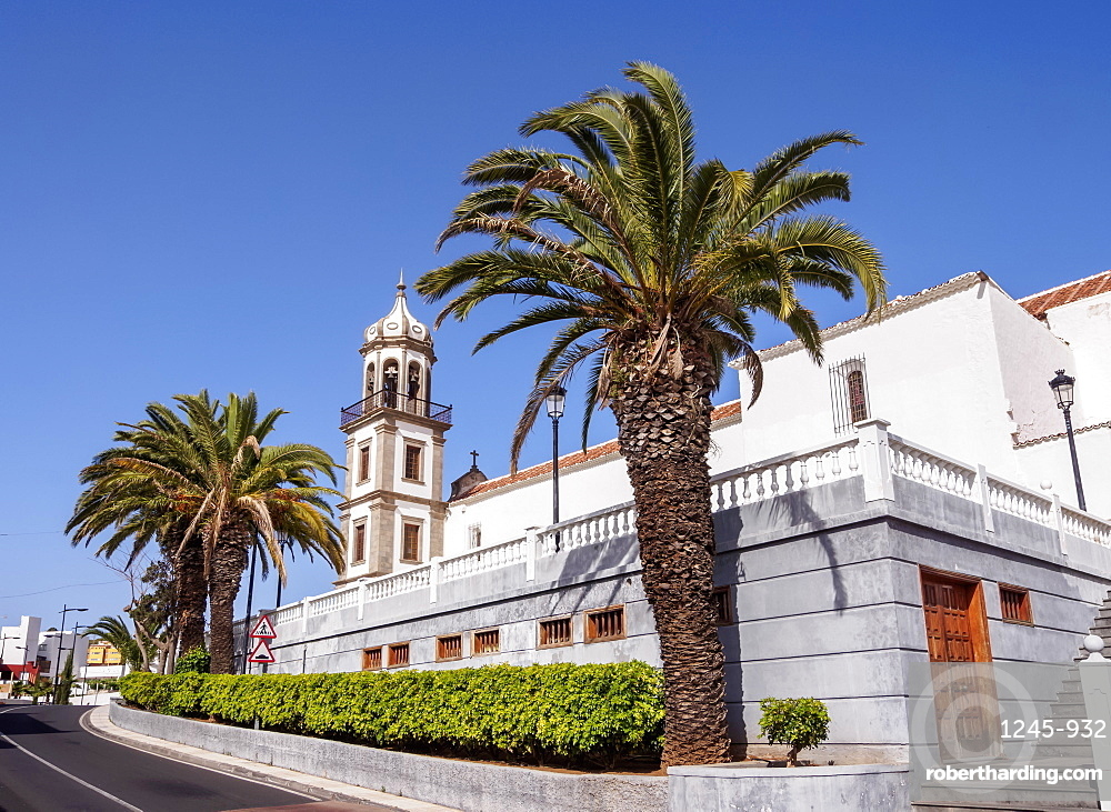 Church of San Antonio de Padua, Granadilla, Tenerife Island, Canary Islands, Spain