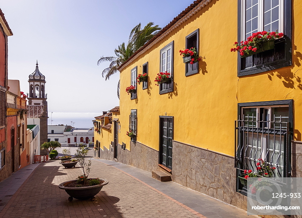 Old Town in Granadilla, Tenerife Island, Canary Islands, Spain, Atlantic, Europe