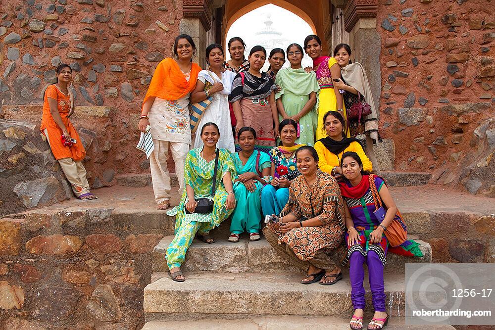 Indian Women, New Delhi, India