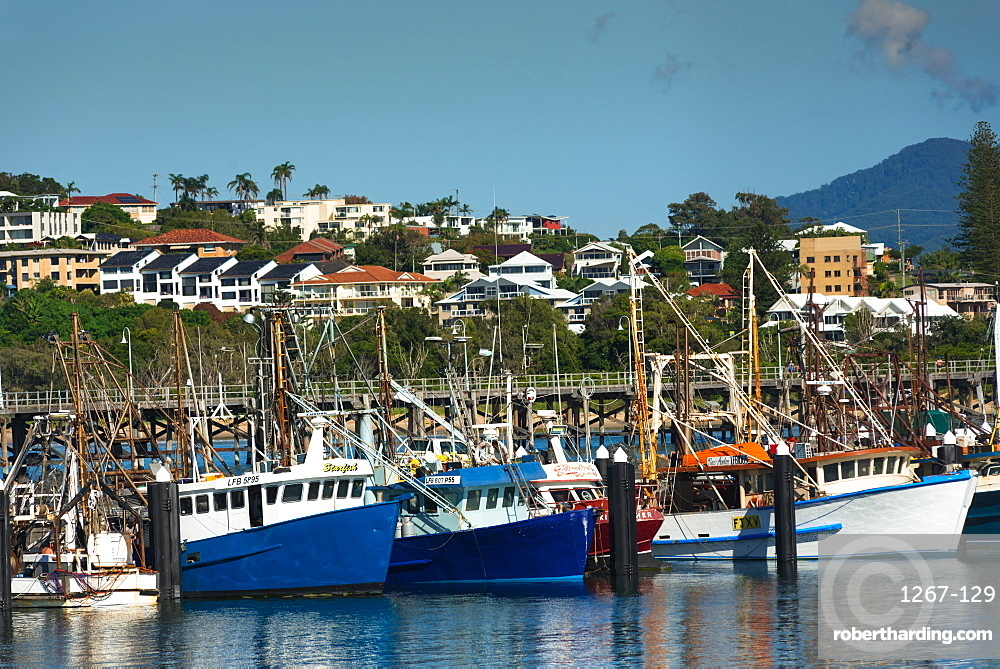 Coffs Harbour Marina, Coffs Harbour, New South Wales, Australia, Pacific