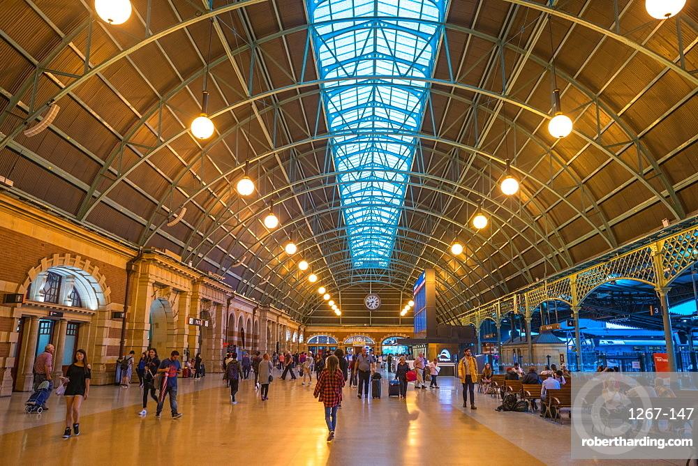 Central railway station, Sydney, New South Wales, Australia.