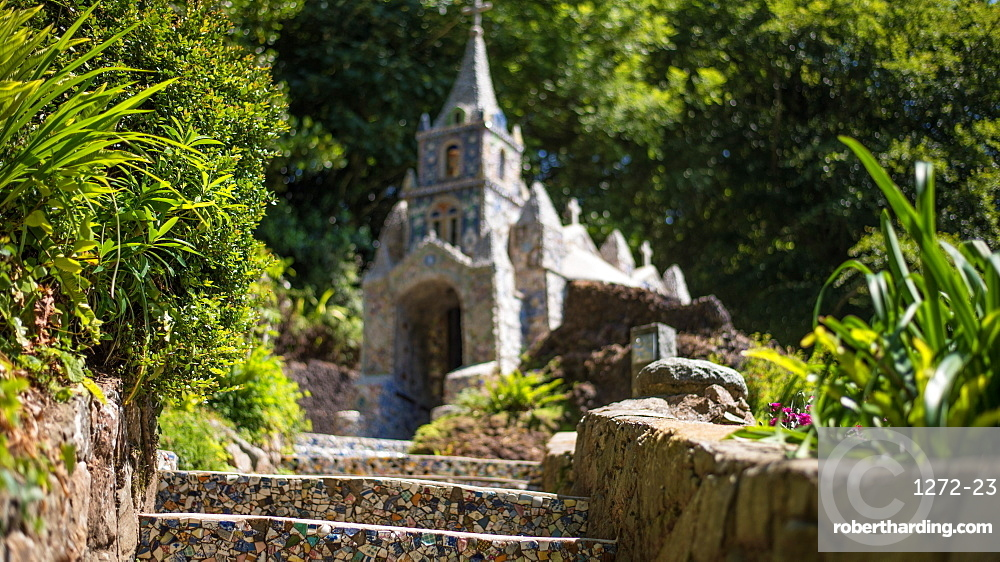 The Little Chapel, Guernsey, Channel Islands, United Kingdom, Europe