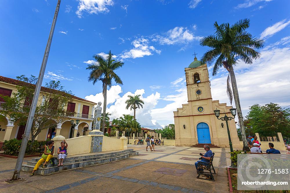 Vinales Church, UNESCO World Heritage Site, Vinales, Pinar del Rio Province, Cuba, West Indies, Caribbean, Central America