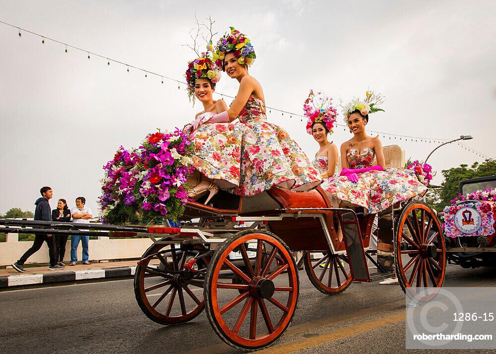 Chiang Mai Flower Festival 2018