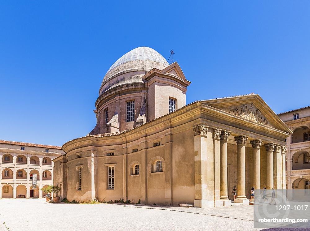 The Mediterranean Archaeological Museum,Marseille, Bouches du Rhone, Provence Alpes Cote d'Azur, French Riviera, France, Mediterranean, Europe