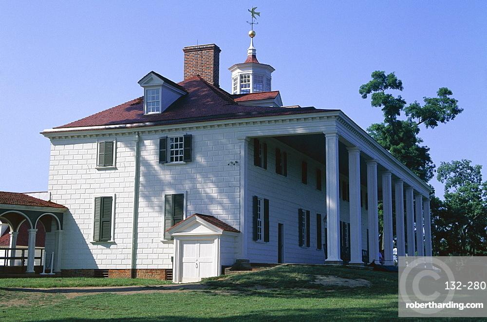 Mount Vernon, Virginia, United States of America (U.S.A.), North America