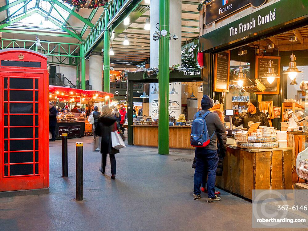 UK, England, London, Borough Market