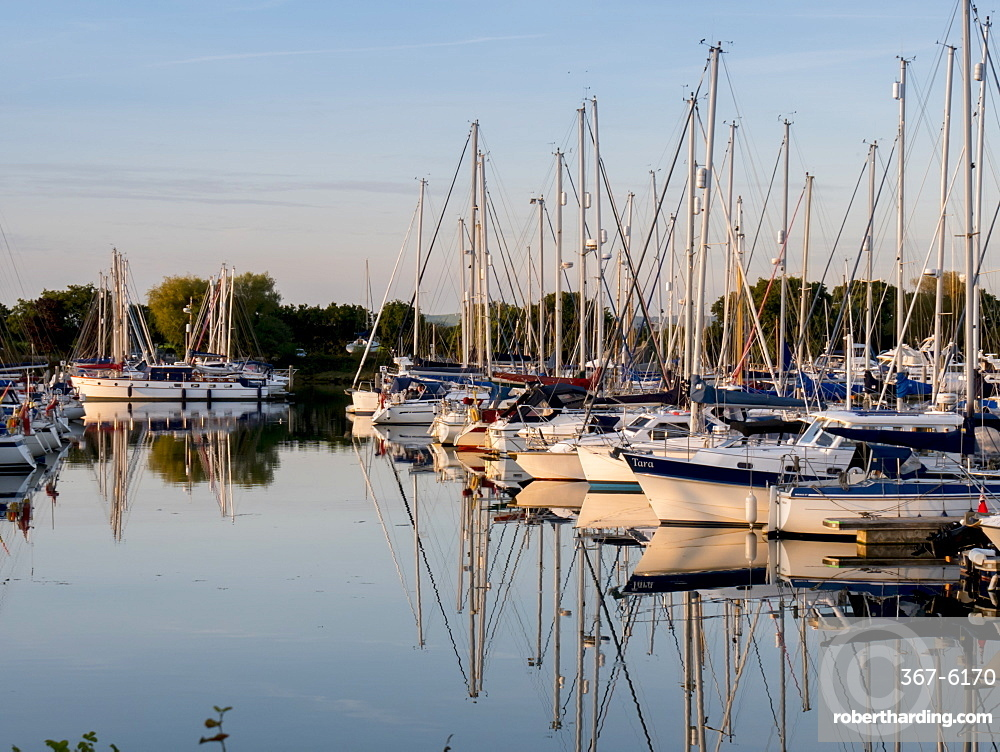 Chichester Harbour Marina, Chichester, West Sussex, England, United Kingdom, Europe