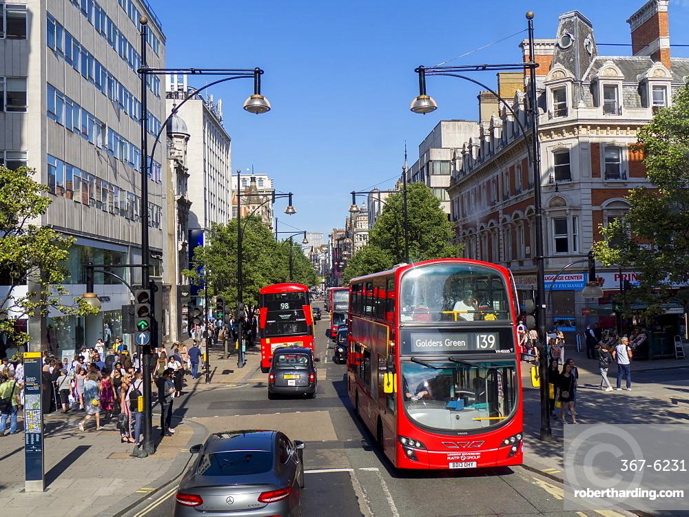 europe, UK, England, London, Oxford street
