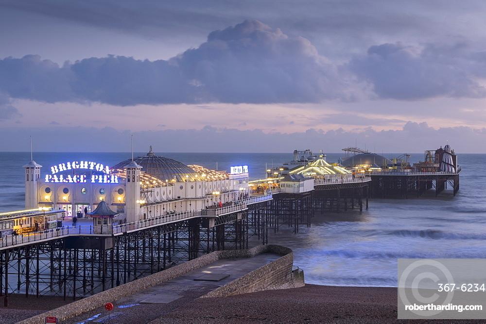 Europe, UK, england, Sussex, Brighton Pier