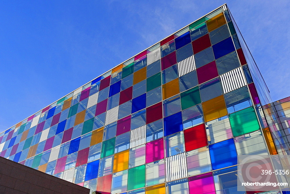 MAMCS (Museum of Modern and Contemporary Art), Strasbourg, Alsace, France, Europe