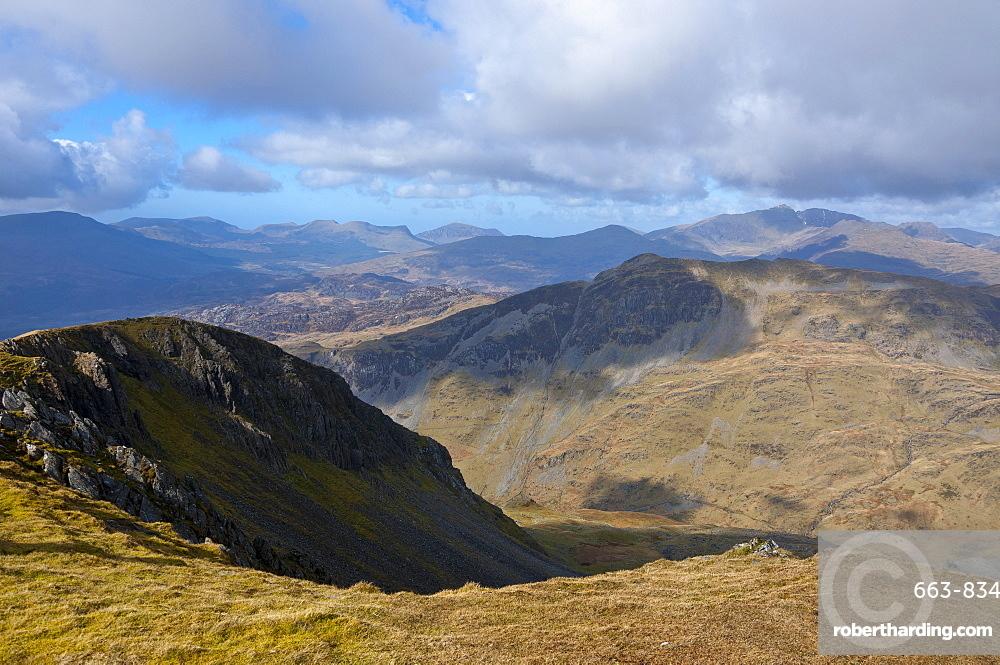 Snowdonia National Park, Gwynedd, Wales, United Kingdom, Europe