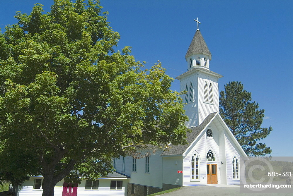 Lutheran Church, Michigan, United States of America, North America
