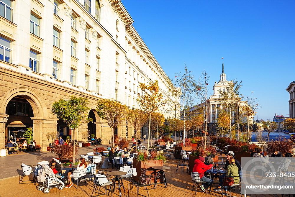 Eastern Europe, Bulgaria, Sofia, Palace of Justice