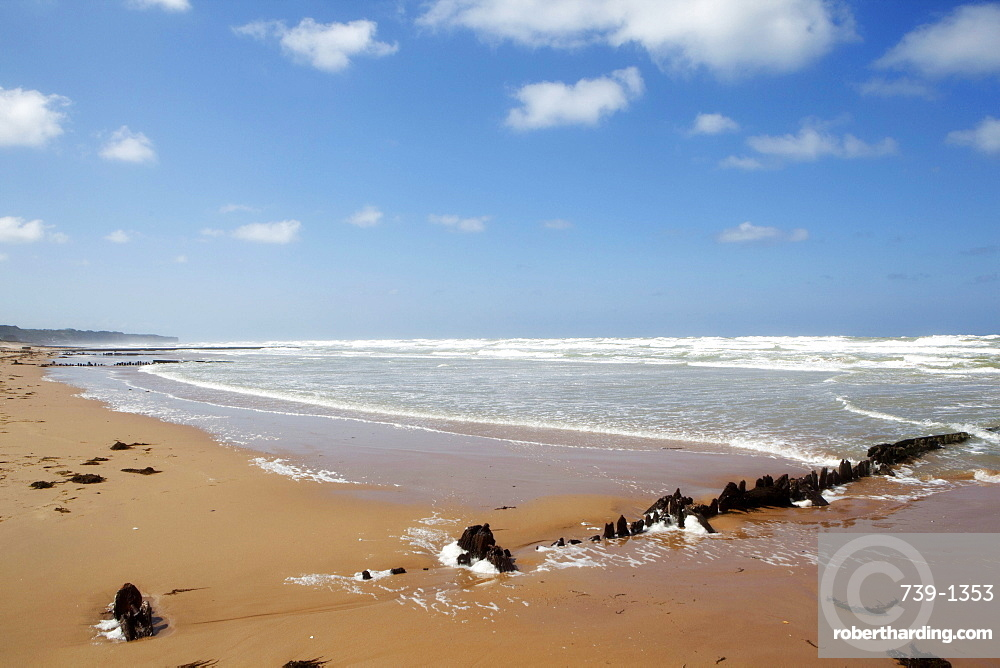 D-Day landing on Omaha Beach, Normandy, France, Europe