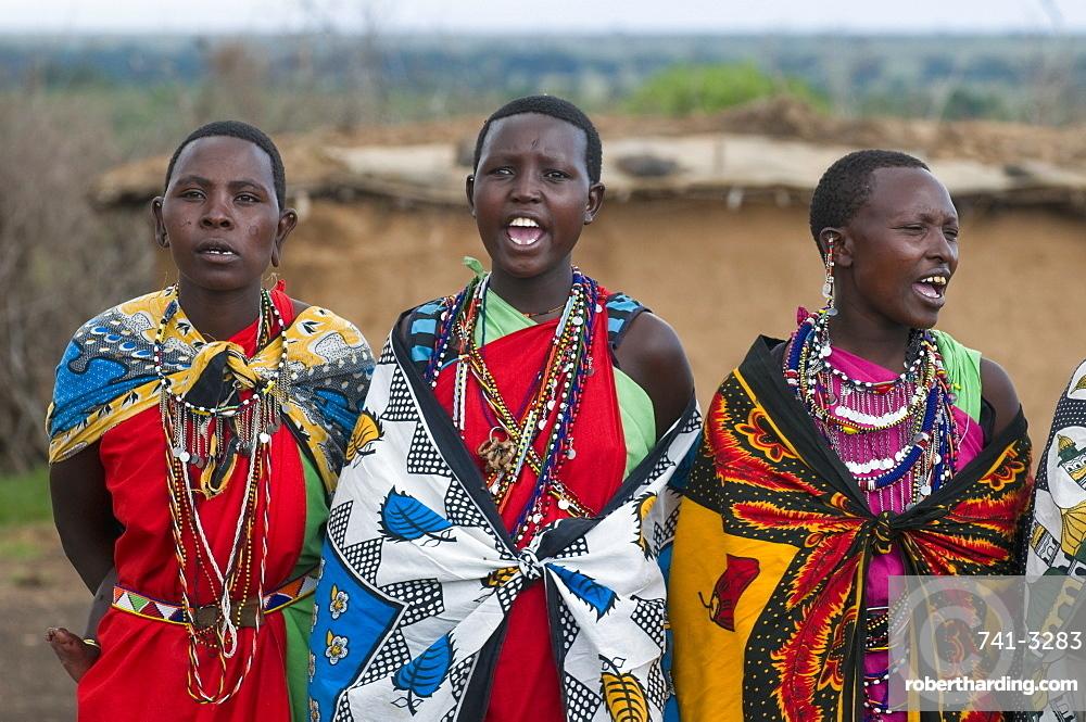Masai women singing 4f169a436c