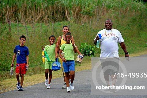 People, Vi, Vinales, Cuba, West Indies, Central America