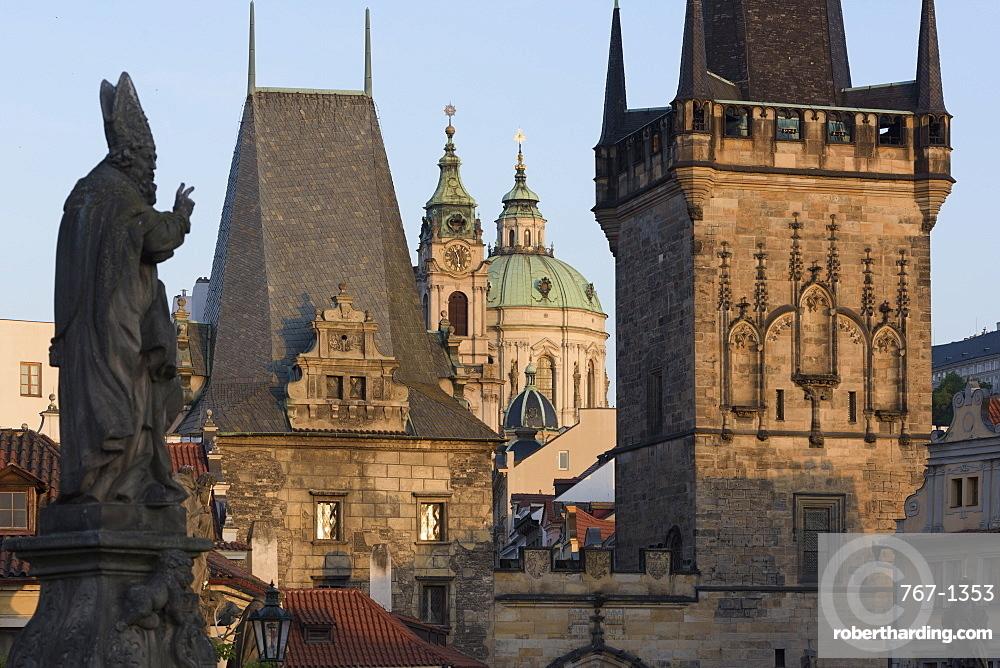 Prague, UNESCO World Heritage Site, Czech Republic, Europe