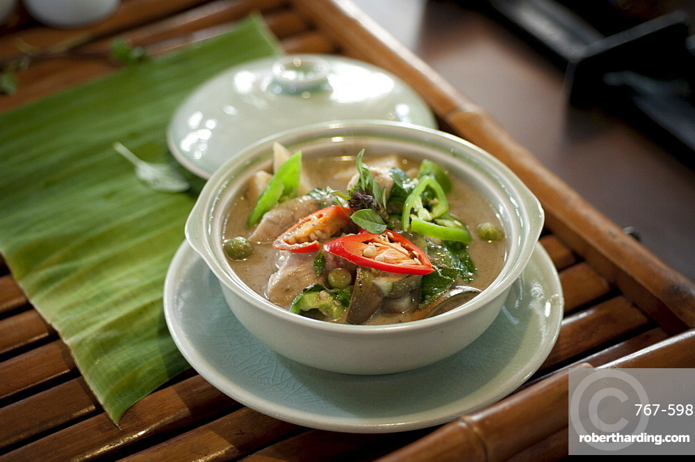 Four Seasons Resort, Chiang Mai, Chiang Mai Province, Thailand, Southeast Asia, Asia