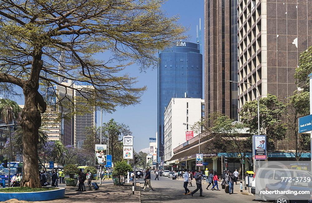 Africa. Kenya. Nairobi.