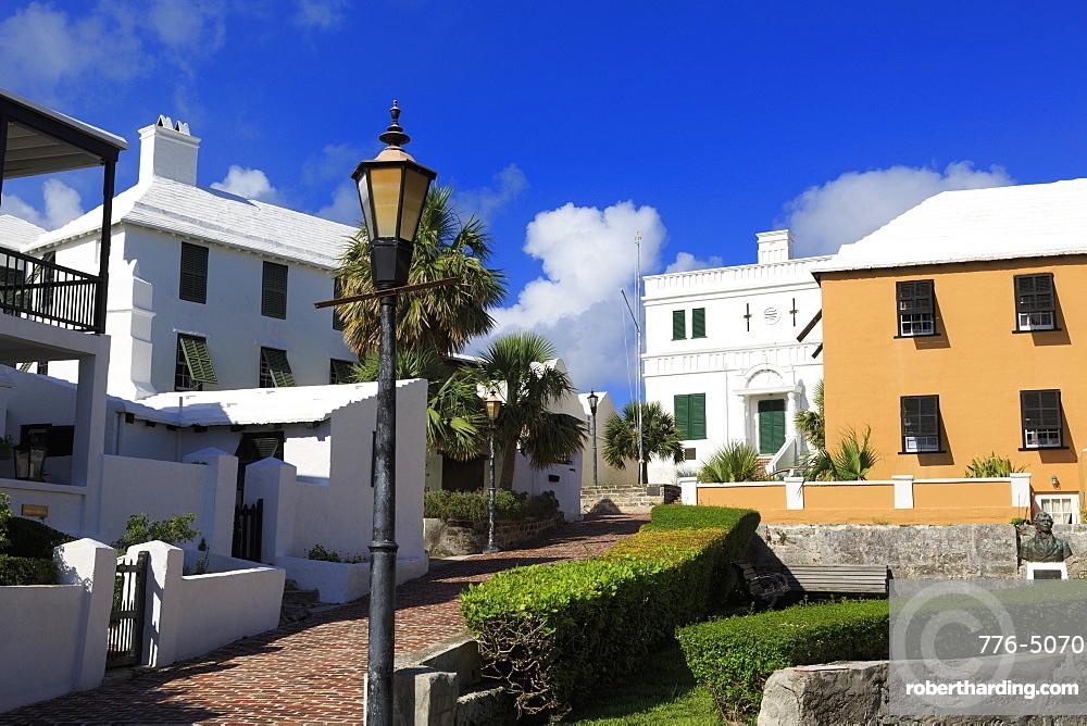 King Street, Town of St. George, St. George's Parish, Bermuda, Central America