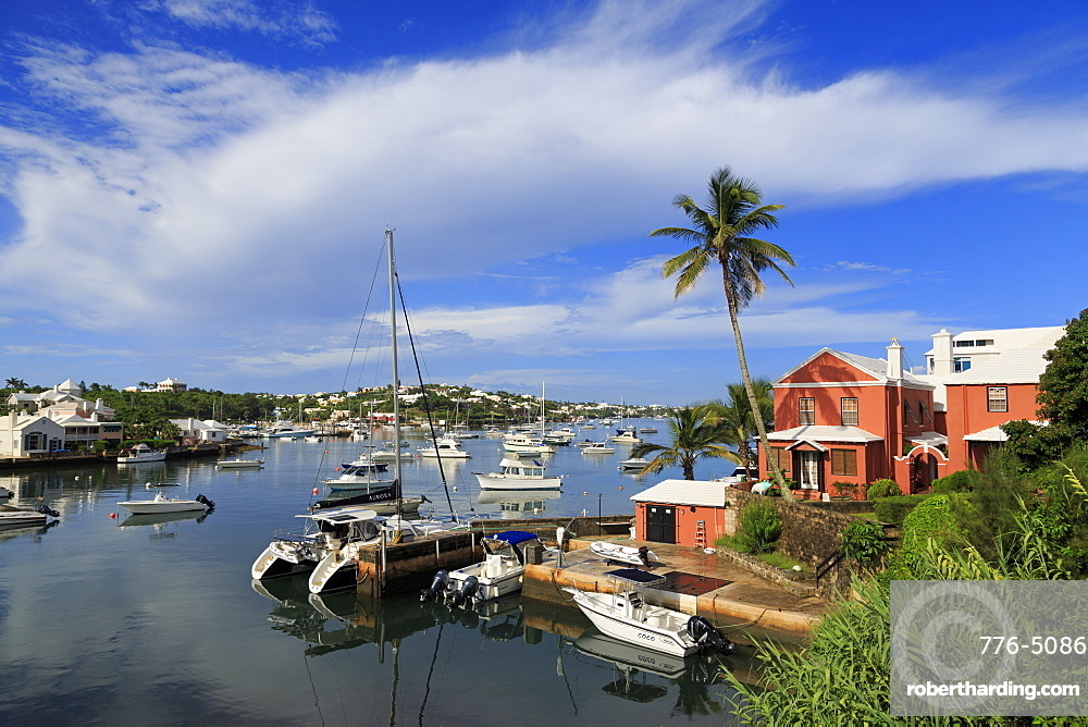 Harbour, Hamilton City, Pembroke Parish, Bermuda, Atlantic, Central America