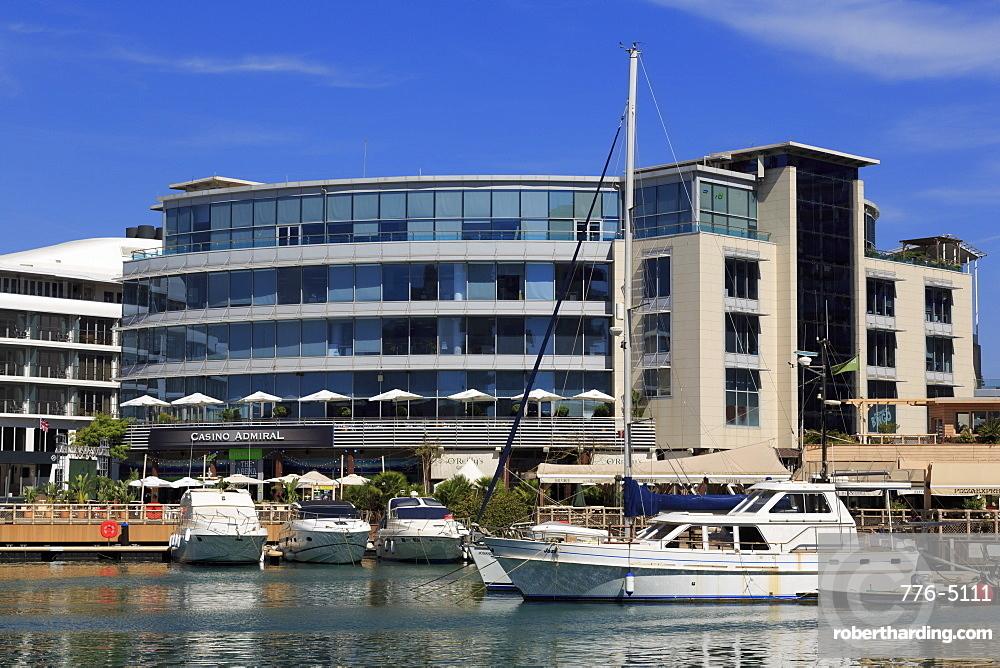 Casino, Ocean Village, Gibraltar, United Kingdom, Europe