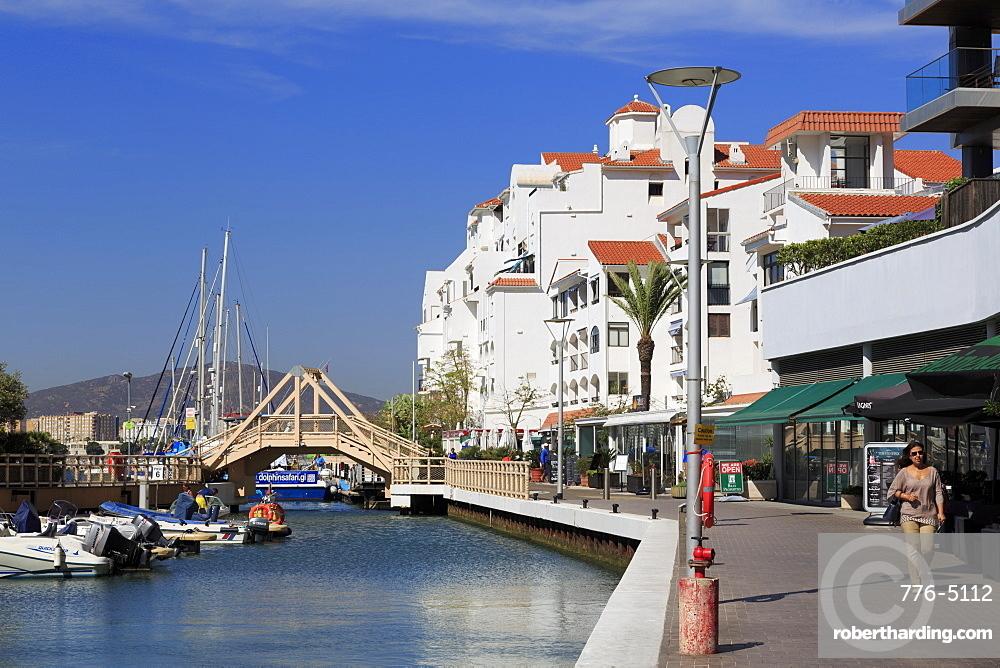 Ocean Village, Gibraltar, United Kingdom, Europe